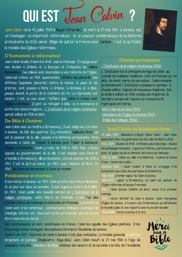 4 Jean Calvin