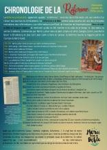 9 Chronologie de la Réforme